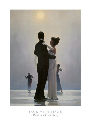 Jack Vettriano - Dance Me to the End of Love Kunstdruk 60x80cm | Yourdecoration.be