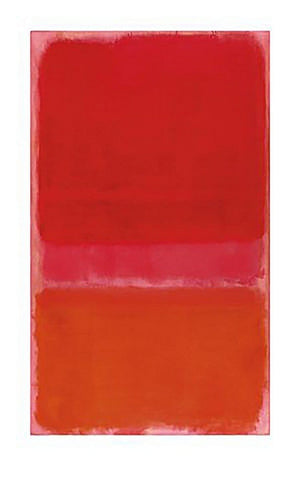 Mark Rothko - No. 37, 1956 Kunstdruk 60x100cm | Yourdecoration.be
