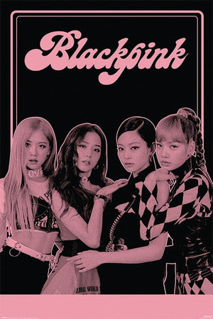 Pyramid Blackpink Kill this Love Poster 61x91,5cm | Yourdecoration.be