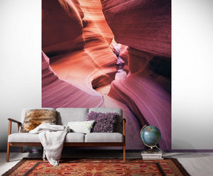 Komar Lost in Color Vlies Fotobehang 200x250cm 2-banen Sfeer | Yourdecoration.be