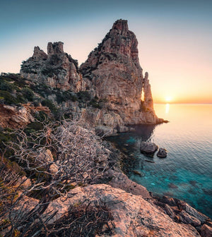 Komar Colors of Sardegna Vlies Fotobehang 250x280cm 5-banen | Yourdecoration.be