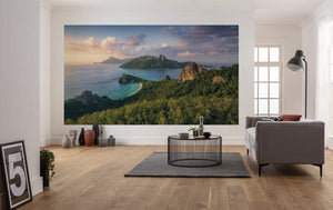 Komar Monkey Island Vlies Fotobehang 350x200cm 7-banen Sfeer | Yourdecoration.be