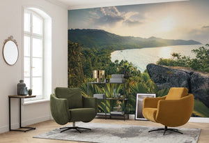 Komar Golden Air Vlies Fotobehang 450x280cm 9-banen Sfeer | Yourdecoration.be