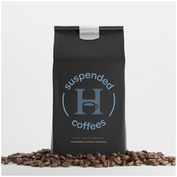 Suspended Coffee Donation