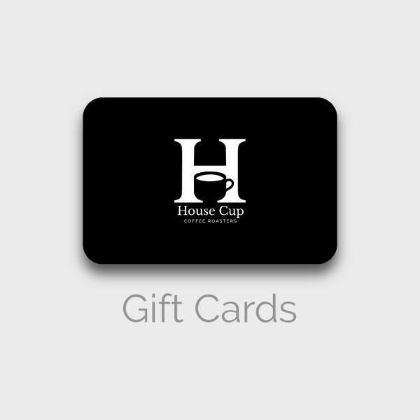 House Cup Gift Card