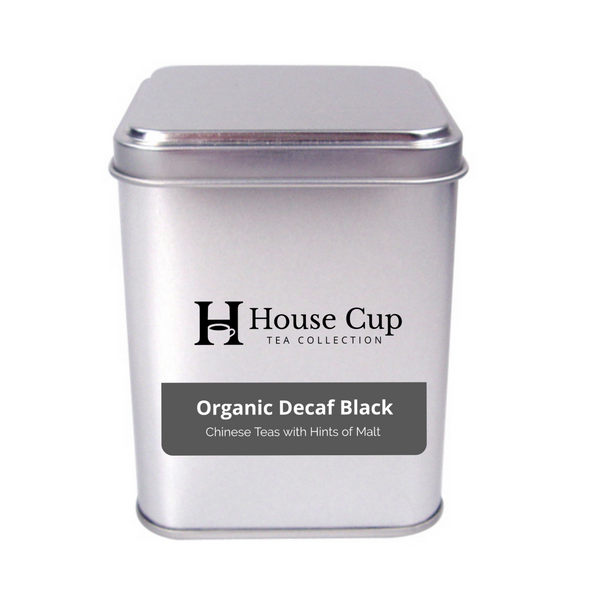 Organic Decaf Black Tea