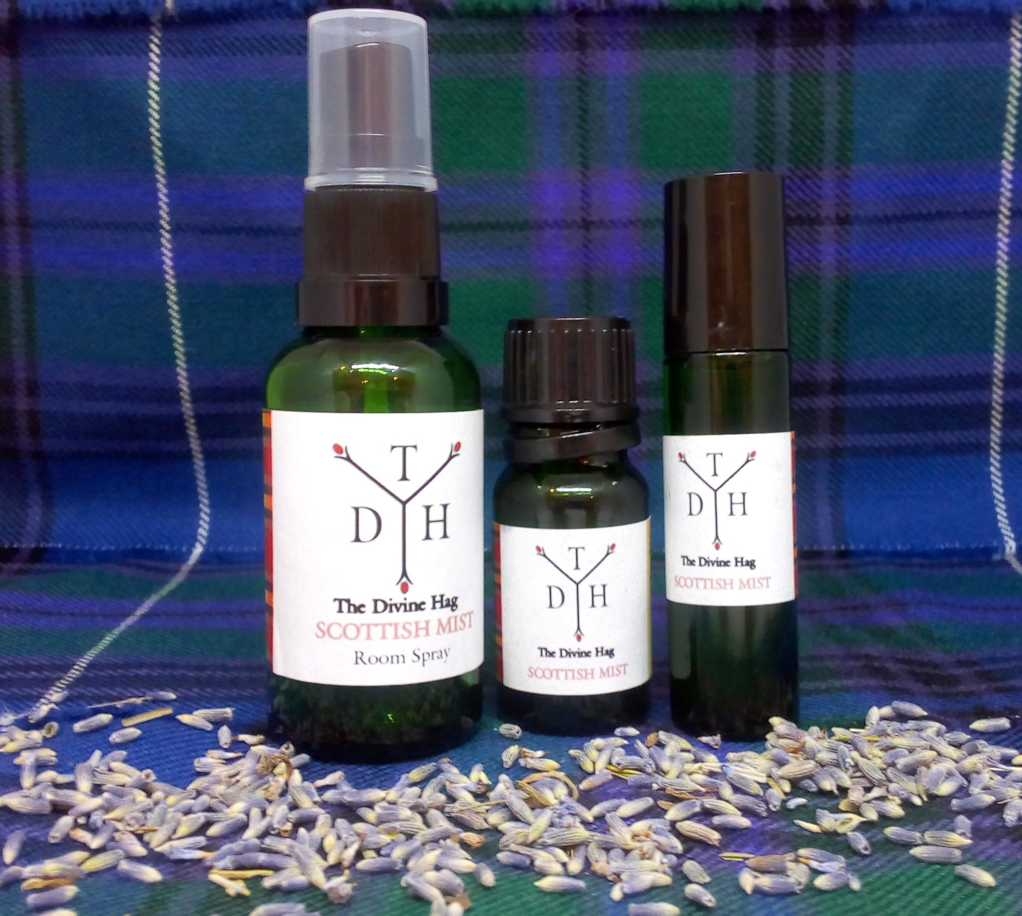 Scottish Mist Scent