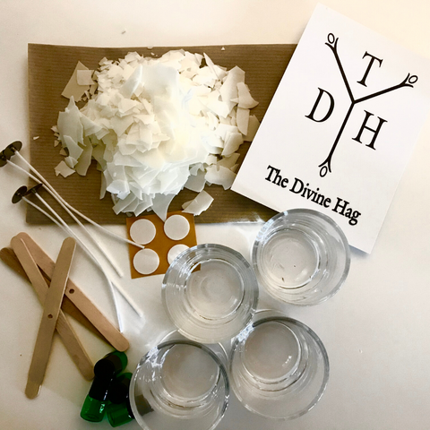 At Home Candle Making Kit