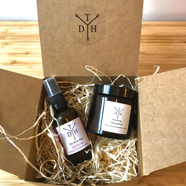 Valentines Offer Sensual Gift Set