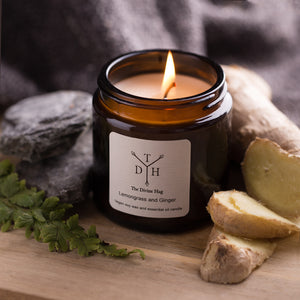 Lemongrass and Ginger Candle