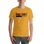 Da Mind of Chrizt Short-Sleeve Unisex T-Shirt