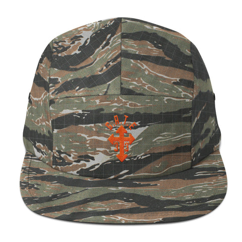 Tngie Gate 33 Five Panel Cap