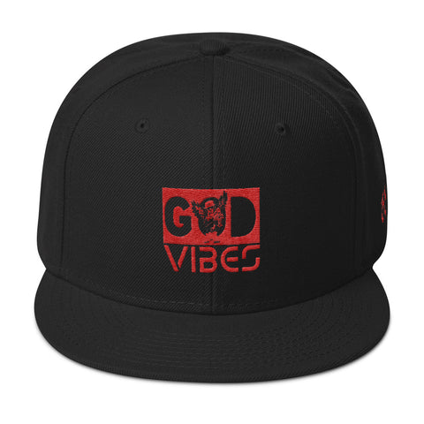 God Vibes Snapback Hat