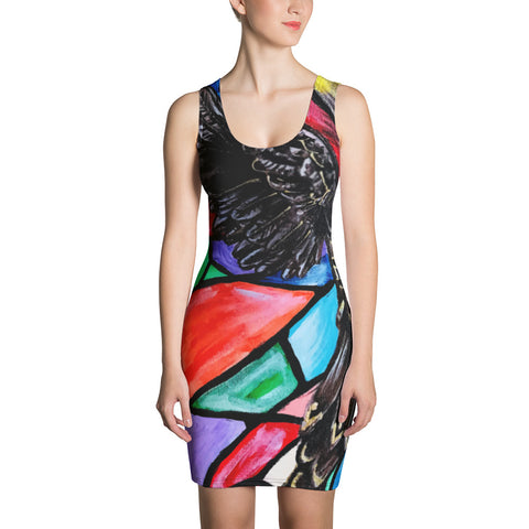 The Fall Sublimation Cut & Sew Dress
