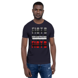 Faith Title Short-Sleeve Unisex T-Shirt