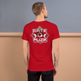 ZeY Gate 33 Muzik  Short-Sleeve Unisex T-Shirt