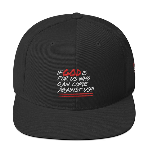 If God Snapback Hat