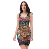 Gate 33 Lioness Heart queen Sublimation Cut & Sew Dress