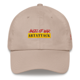 Angel of War Dad hat