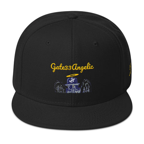 Gate 33 Angelic Snapback Hat