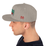 God's Avenue St Snapback Hat
