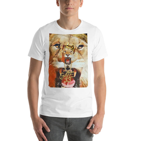 King's Jungle Short-Sleeve Unisex T-Shirt
