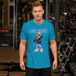 Lion Heart Short-Sleeve Unisex T-Shirt
