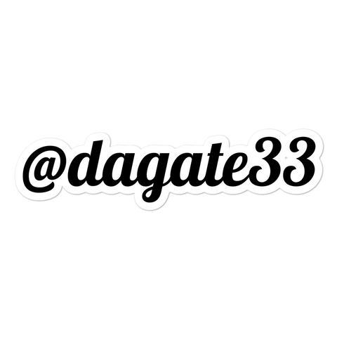 @dagate33 Bubble-free stickers
