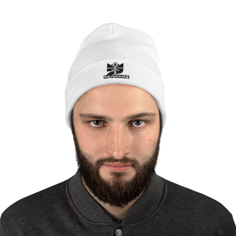 ZeY,Zealous Elevating Yeshua Embroidered Beanie