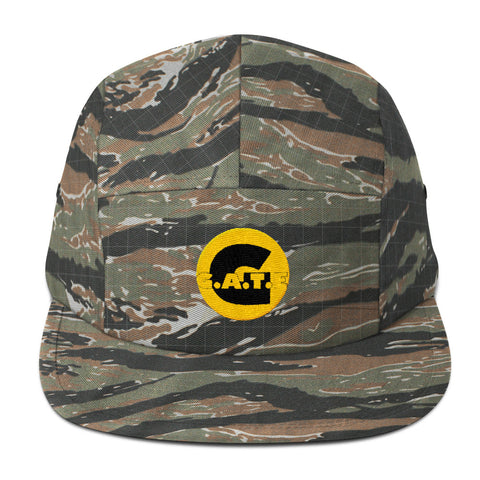 WU Gat3 33 Five Panel Cap