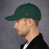 Faith Fashion Life Dad hat