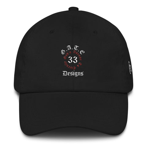Gate 33 Dad hat