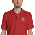 Gate 33 Embroidered Polo Shirt
