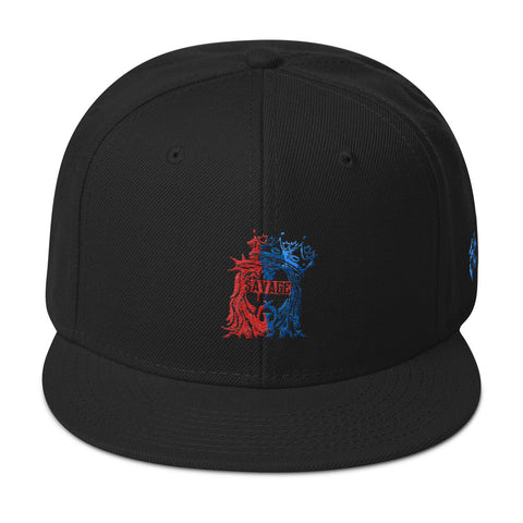 King Savage SavaSnapback Hat