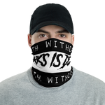 Faith With Out Works Is DEAD Neck gaiter