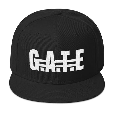 New Age Gate 33 Snapback Hat