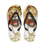 King of the Jungle Flip-Flops