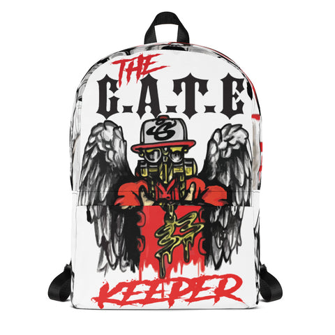 The Gate Keeper Backpack