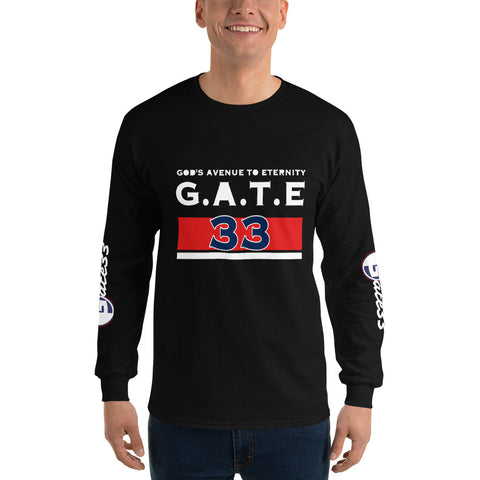 Gate 33 Long Sleeve T-Shirt