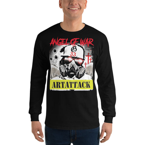 Angel of War Long Sleeve T-Shirt