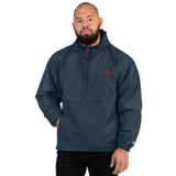 Lion Heart Embroidered Champion Packable Jacket