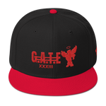 Gate 33 Angel Snapback Hat