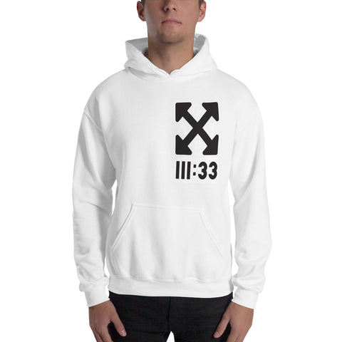 X Gate III:33 Hooded Sweatshirt