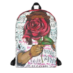 Rose Among Thornes Backpack