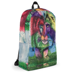 Lion Flavor Backpack