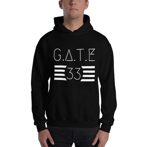 New Age Gate 33 Hooded Sweatshirt