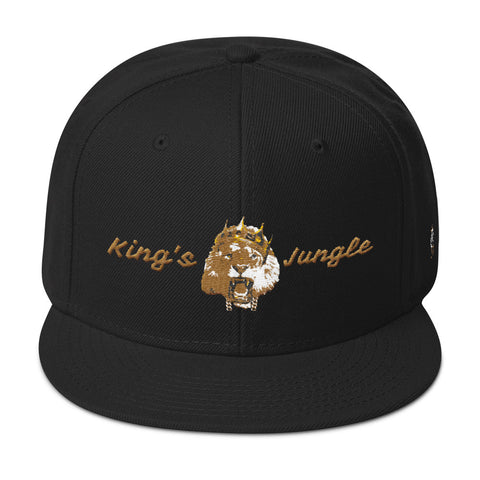 King's Jungle Snapback Hat