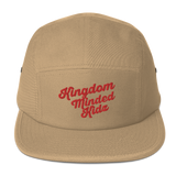 Kingdom Minded Kidz Five Panel Cap