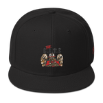 The Gate 33 Snapback Hat