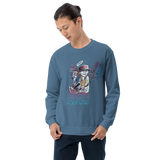 Da Gangsta of Love Unisex Sweatshirt